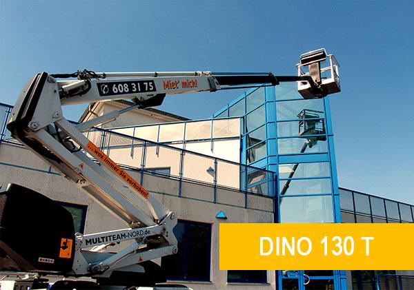Anhänger-Arbeitsbühne Hamburg Dino 130 T